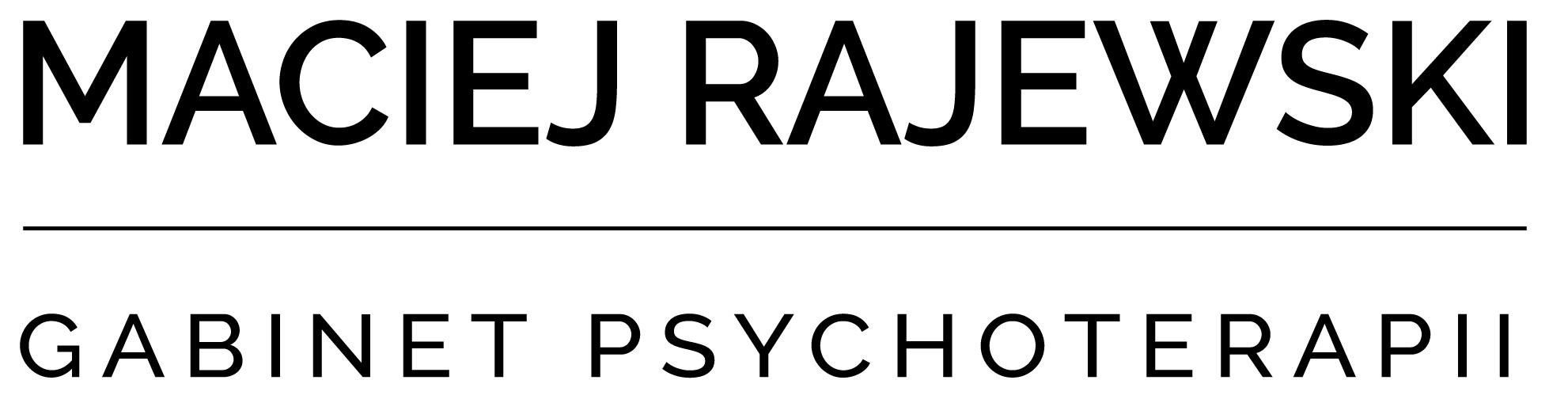 Maciej Rajewski - psycholog